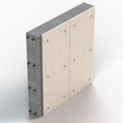 Protezione di parete in calcestruzzo SUPALUX-S - R 30/60/90/120/180/240
