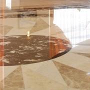 Pavimentazione marmo